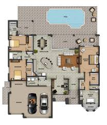 custom home builder floor plans the cayo costa house plan by costa bella homes inc u2013 southwest