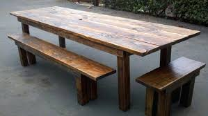outdoor table ideas beautiful design ideas rustic outdoor dining table room with amazing