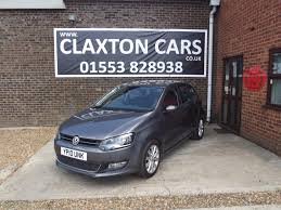used volkswagen polo sel grey cars for sale motors co uk