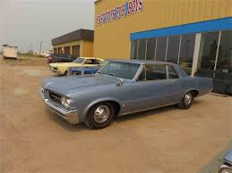 1964 pontiac gto post yorktown blue for sale classiccars com