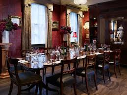 The Dining Rooms Private Dining Events Clerkenwell Ec1 Farringdon