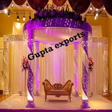 wedding mandaps indian wedding mandaps manufacturer exporter supplier in patiala