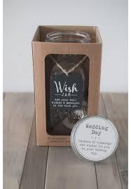 wedding wish jar jars