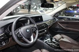 bmw showroom interior new details on the india spec 2017 bmw 5 series surface