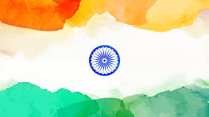 The Flag Of India India Flag Wallpapers Happy Independence Day