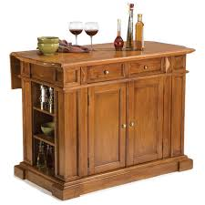 kitchen carts kitchen island with storage and wine rack white