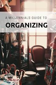 organizing yourself in case you have trouble organizing yourself i put together my own
