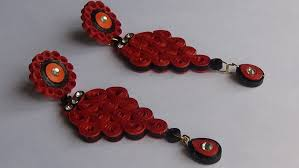 quilling designs new quilling paper earring designs 2016 quilling designs