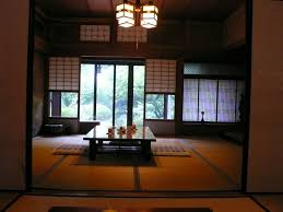 Nice Elegant Cream Nuance Of The Japanese Small House That Has - Japanese home furniture