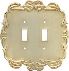 Wall Switch Plates Decorative Victorian White Light Switch Plates