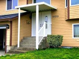 Patio Door Awnings Patio Door Awning Patio Door Awning Wood Canopy Awning Canopy