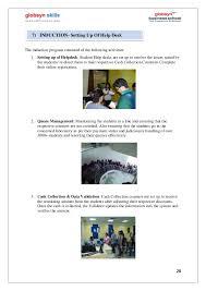 Help Desk Internship Internship Final Report On Globsyn Skills Development Ltd