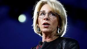 betsy devos u0027s reasons for ending obama u0027s policies on college
