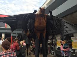 stilt costumes halloween i love bramhall spooktacular in the village square
