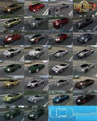 Ferrari F12 Asphalt 8 - asphalt 8 traffic pack final sports cars 1 27 x download ets 2 mods
