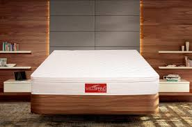 6 natural latex spring mattress soft pillow free