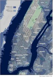 More Sea Level Rise Maps Level Rise Not Stronger Storm Surge Will Cause Future Nyc Flooding