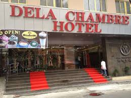 dela chambre hotel manila travelbook ph