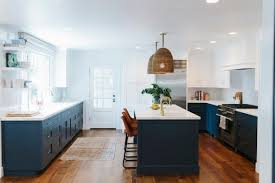 Painted Kitchen Cabinets Blue Painted Kitchen Cabinets Hale Navy Painted Cabinets With