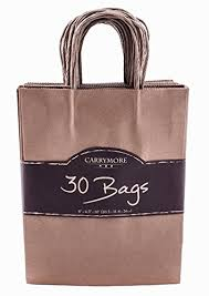 gift bags in bulk kraft paper gift bags with handles best for birthday shopping