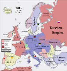 Europe Map Ww1 Map Contest First Map Challenge Alternate History Discussion
