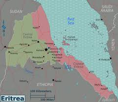 Edd Maps Maps Of Eritrea Map Library Maps Of The World