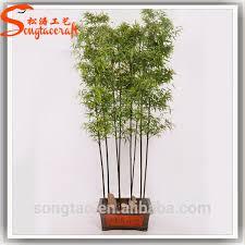 2015 guangzhou high quality cheap lucky artificial bamboo plants