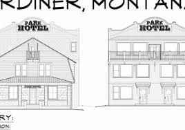 si e r ion rhone alpes park hotel yellowstone gardiner united states best price guarantee