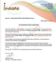 11 free sample internship certificate templates u2013 printable samples
