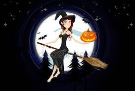 Halloween Character Cartoon Royalty Free Vector Image 49 962 by Mystique Stock Vectors Royalty Free Mystique Illustrations