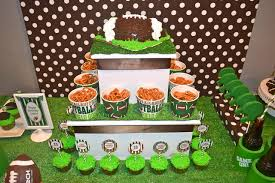 football party decorations football party themes for a birthday football party decorations