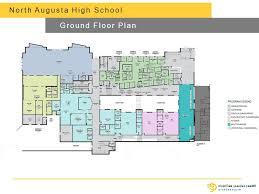 north augusta high design development presentation ppt