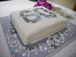 Top 10 Amazing 60th Wedding Anniversary Cake Designs Idea In