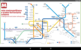 Milan Subway Map by Naples Metro 2017 Android Apps On Google Play