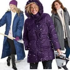 Plus Size Down Coats Women U0027s Plus Size Down Coats