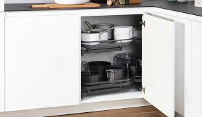 corner kitchen cabinet nz kessebohmer le mans ii corner anthracite drawer systems