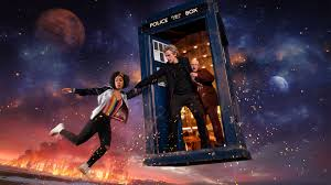 Space New Doctor Who Trailer Promises An Epic Season Space