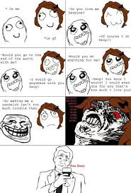 Trollface Meme - troll face picture facebook chat scribus center images using