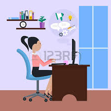 Computer Cartoon Images U0026 Stock Pictures Royalty Free Computer