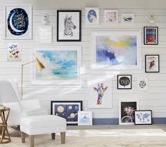 pottery barn kids and pbteen debut exclusive wall art collection