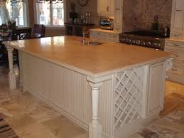 awesome rectangle shape kitchen island corbels featuring white