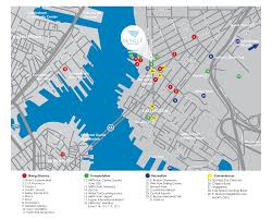 Local Map Seville Boston Harbor