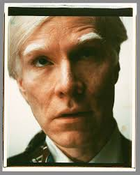 andy warhol age masterpiece of the week andy warhol s polaroid a self portrait