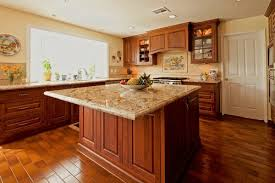 backsplash to match cherry cabinets smooth flow typhoon bordeaux granite countertop