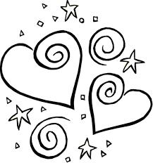 mandalas mandala coloring pages hearts
