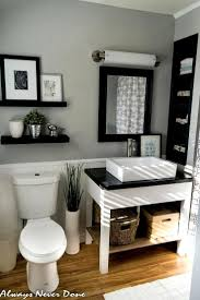 black and white bathroom decorating ideas lovely black white bathroom decorating ideas ed bathroom
