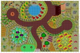 Garden Layout Planner Backyard Vegetable Garden Layout Planner Landscaping Backyards