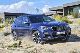 2018 bmw x3 revealed including 355bhp x3 m40i in the uk