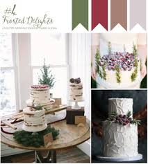 pretty festive toger in winter wedding ideas in winter wedding