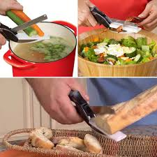 clever cutter 2 in 1 knife replace your kitchen knives and